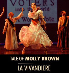 A Tale of Molly Brown-La-Vivandiere