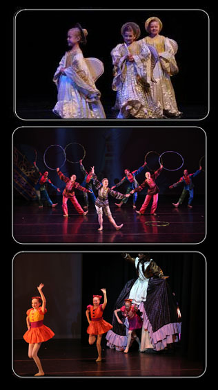 Registration - Ballet Ariel - Denver ballet company and dance school