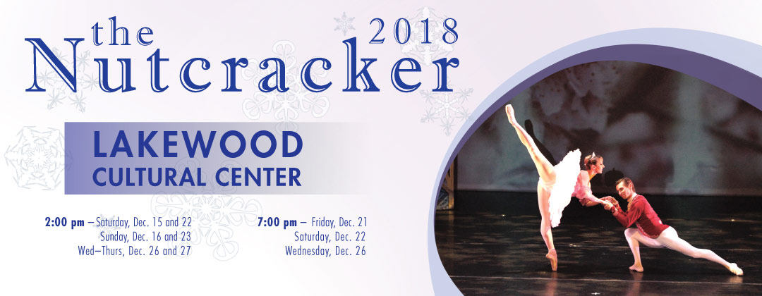 Nutcracker 2018 at the Lakewood Cultural Center