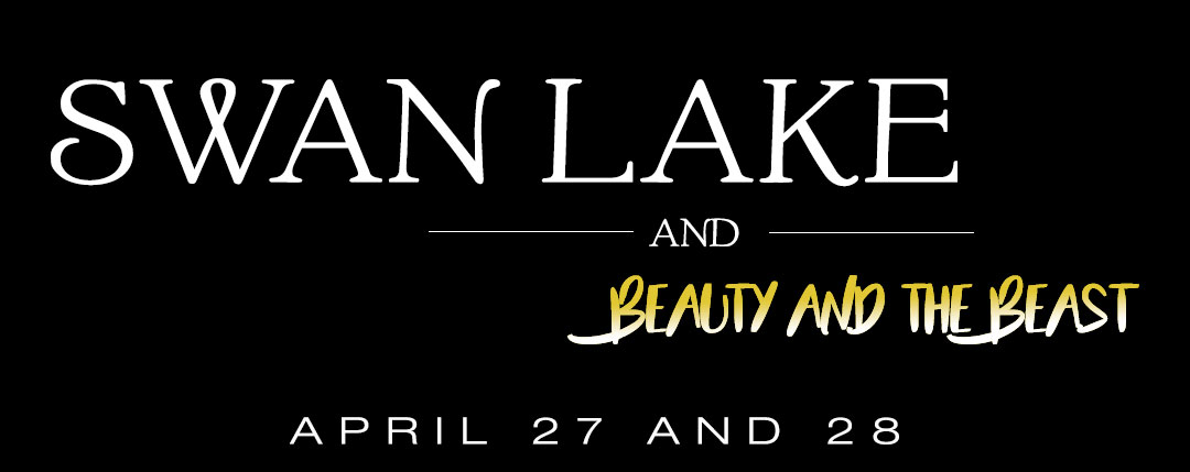 Swan Lake and Beauty and the Beast