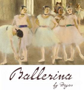 Ballerina by Degas