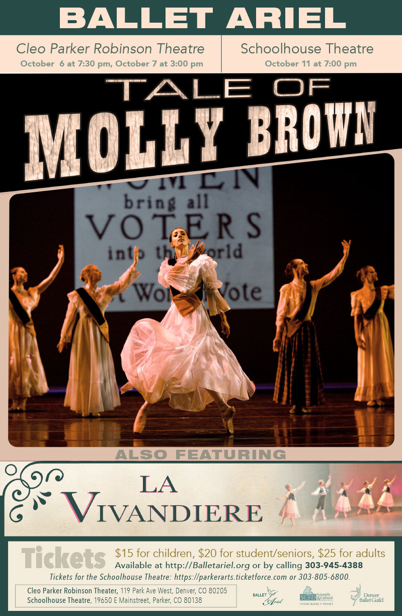 A tale of Molly Brown poster