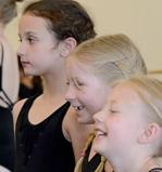 Ballet Ariel Students