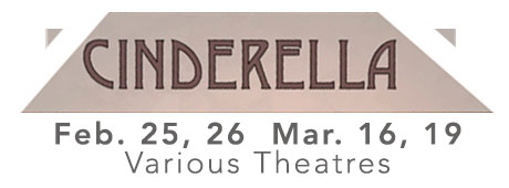 Cinderella Various Theatres